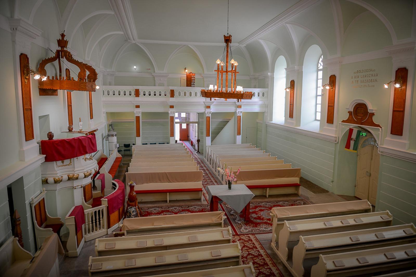 Tordai unitárius templom