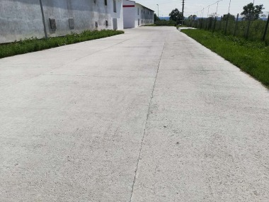 Ipari padlók, platformok