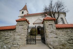 Székelyszenterzsébeti Református Templom